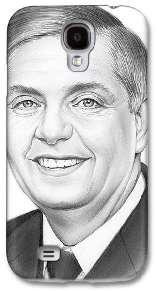 Senator Lindsey Graham Galaxy S4 Case