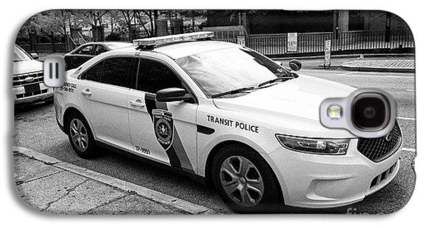 septa southeastern pennsylvania transit authority transit police ford cruiser patrol car Philadelphi Galaxy S4 Case