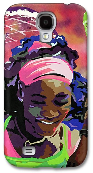 Serena Galaxy S4 Case by Chelsea VanHook