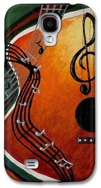 Serenade Galaxy S4 Case by Teresa Wing