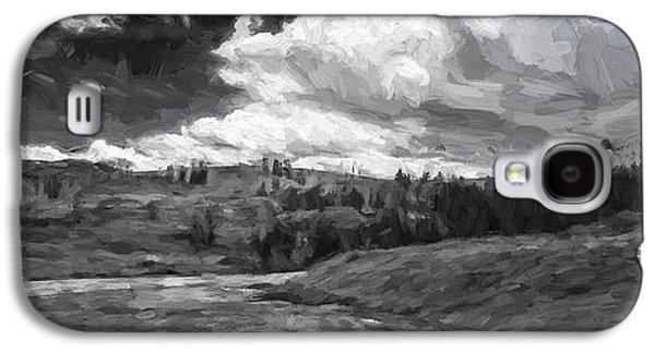 Serene Valley II Galaxy S4 Case