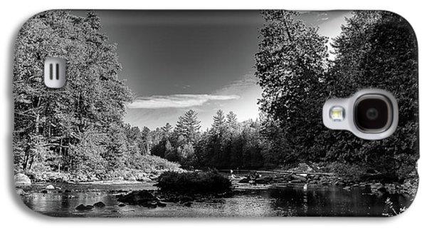 Serenity Below Buttermilk Falls Galaxy S4 Case by David Patterson