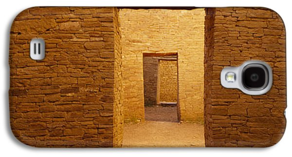 Series Of Doors In An Ancient Building Galaxy S4 Case