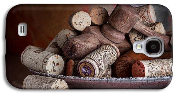 Served - Wine Taps And Corks Galaxy S4 Case by Tom Mc Nemar