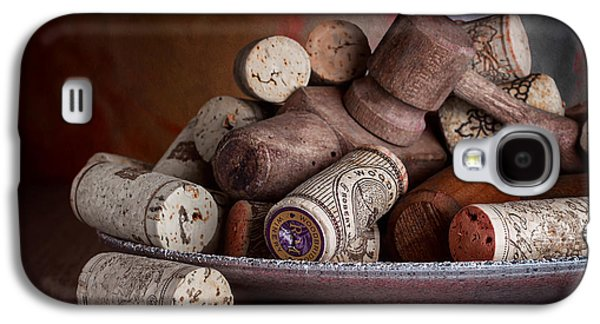 Served - Wine Taps And Corks Galaxy S4 Case