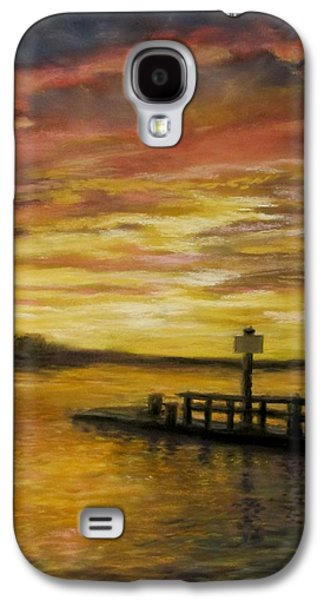 Jack Skinner Galaxy S4 Cases - Sesuit Harbor at Sunset Galaxy S4 Case by Jack Skinner