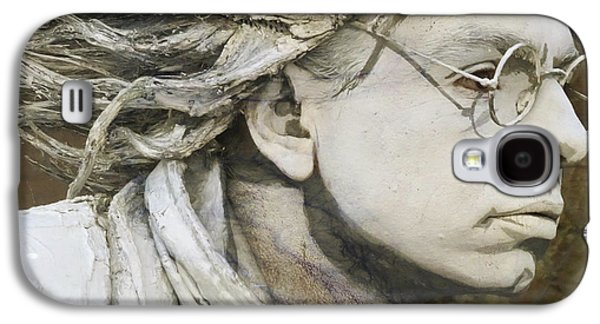 Set In My Ways Galaxy S4 Case by Paul Lovering
