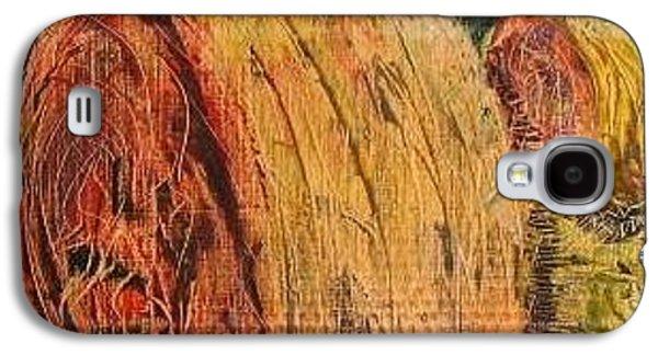 Seven Giants Galaxy S4 Case by John Linden