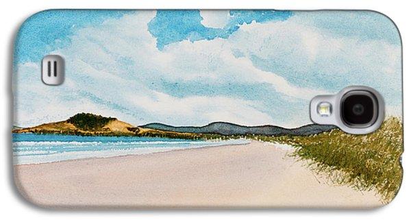 Seven Mile Beach On A Calm, Sunny Day Galaxy S4 Case