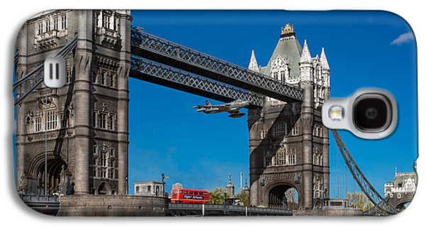 Seven Seconds - The Tower Bridge Hawker Hunter Incident  Galaxy S4 Case