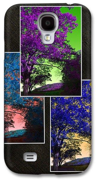 Shades Of The Blue Ridge Galaxy S4 Case