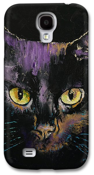 Shadow Cat Galaxy S4 Case