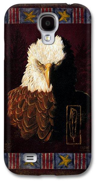 Eagle Galaxy S4 Case - Shadow Eagle by JQ Licensing