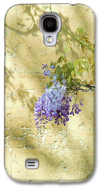 Shadows Of Wisteria Galaxy S4 Case by Tim Gainey
