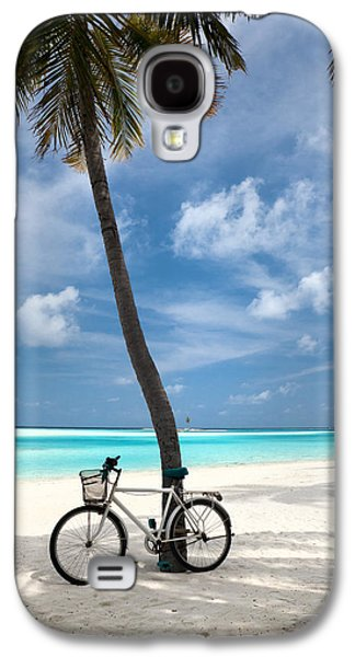 Shady Bicycle Galaxy S4 Case