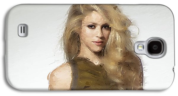 Shakira Galaxy S4 Case by Iguanna Espinosa