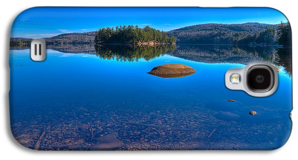 Shallow Water On Seventh Lake Galaxy S4 Case