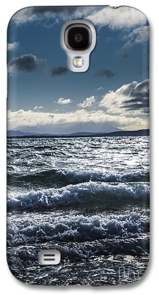 Shallows And Depths Of Adventure Bay Galaxy S4 Case by Jorgo Photography - Wall Art Gallery