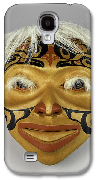 Shaman's Mask Galaxy S4 Case