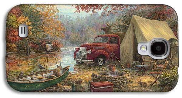 Share The Outdoors Galaxy S4 Case