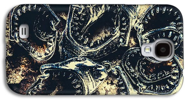 Shark Jaws Galaxy S4 Case by Jorgo Photography - Wall Art Gallery