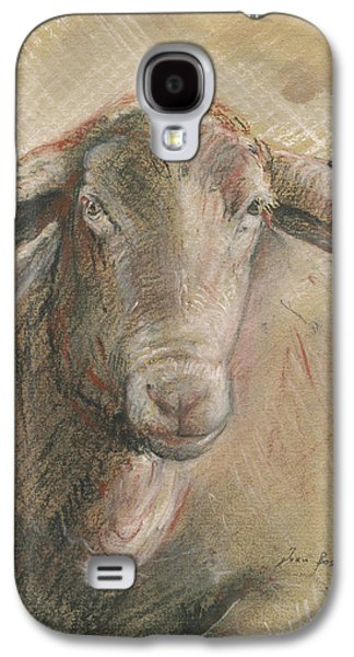 Sheep Head Galaxy S4 Case