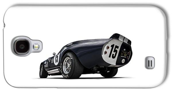 Car Galaxy S4 Case - Shelby Daytona by Douglas Pittman