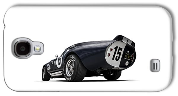 Snake Galaxy S4 Case - Shelby Daytona by Douglas Pittman