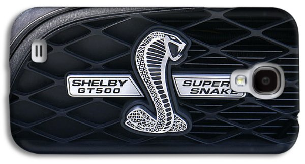 Shelby Gt 500 Super Snake Galaxy S4 Case