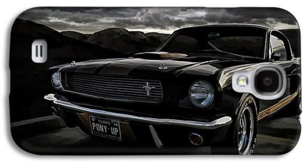 Shelby Gt350h Rent-a-racer Galaxy S4 Case