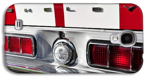 Shelby Mustang Galaxy S4 Case