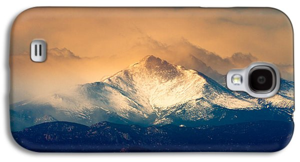 She'll Be Coming Around The Mountain Galaxy S4 Case by James BO  Insogna