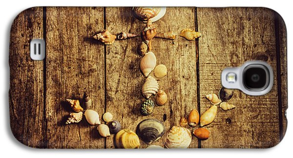 Shell N Anchor Galaxy S4 Case by Jorgo Photography - Wall Art Gallery