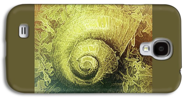 Shell Series 4 Galaxy S4 Case by Marvin Spates