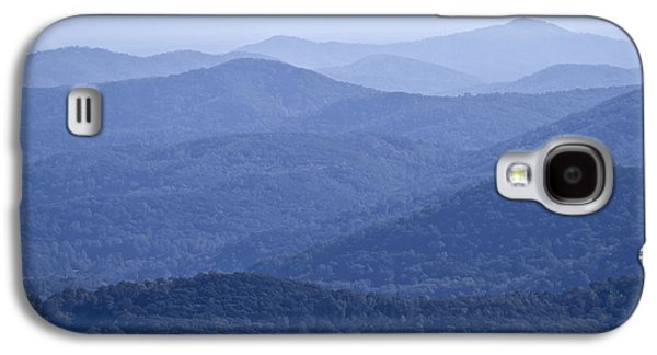 Scenic Drive Galaxy S4 Cases - Shenandoah Mountains Galaxy S4 Case by Pierre Leclerc Photography