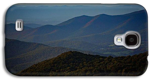 Shenandoah Valley At Sunset Galaxy S4 Case by Rick Berk