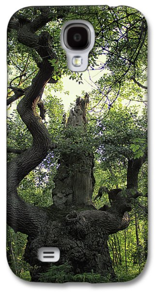 Dungeon Galaxy S4 Case - Sherwood Forest by Martin Newman