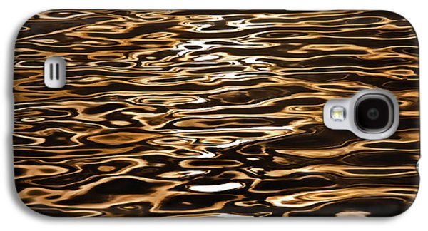 Shimmering Reflections Galaxy S4 Case by Az Jackson