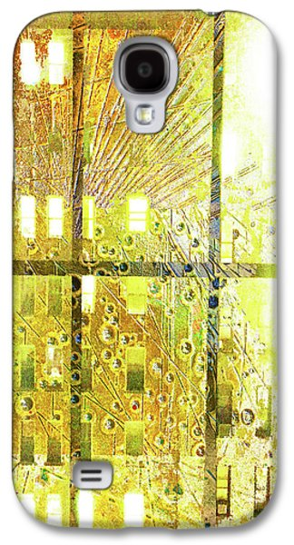 Shine A Light Galaxy S4 Case