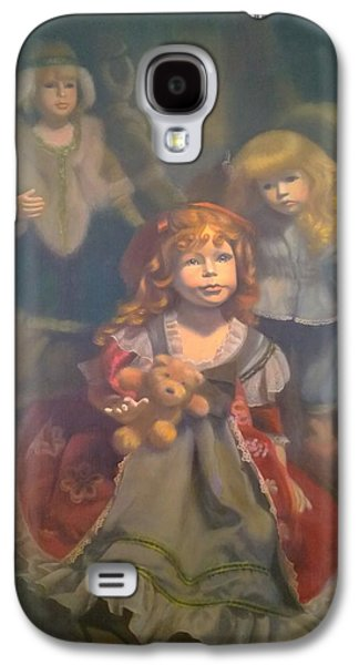 Shine With The Light Of Jesus Galaxy S4 Case