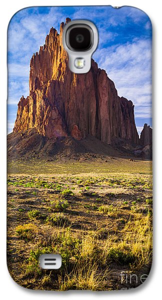 Shiprock Galaxy S4 Case by Inge Johnsson
