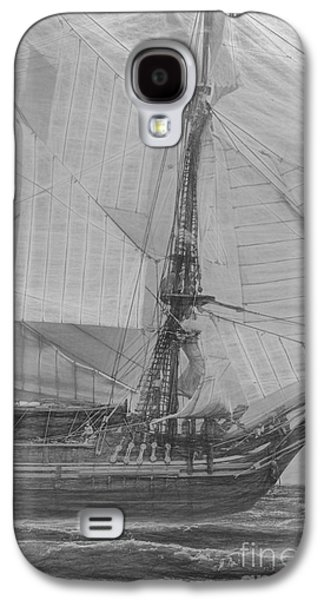 Ships And Sea Exploration Galaxy S4 Case