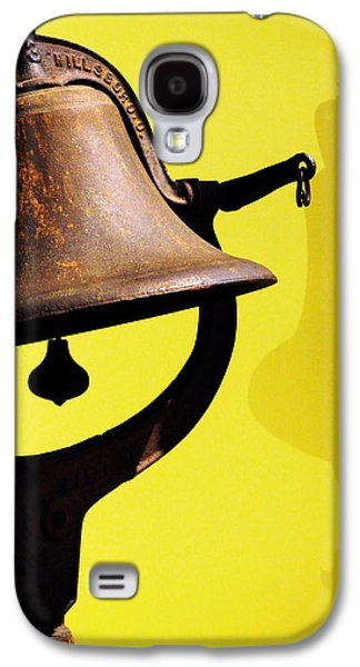 Ship's Bell Galaxy S4 Case by Rebecca Sherman
