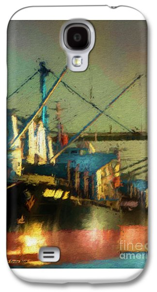 Ships Galaxy S4 Case by Marvin Spates