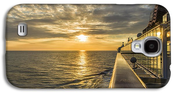 Shipside Sunset Galaxy S4 Case