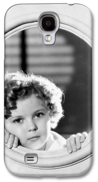 Shirley Temple (1928-2014) Galaxy S4 Case by Granger