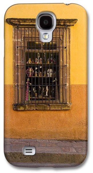 Shop Window San Miguel De Allende Galaxy S4 Case