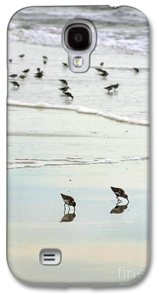 Plundering Plover Series 7 Galaxy S4 Case