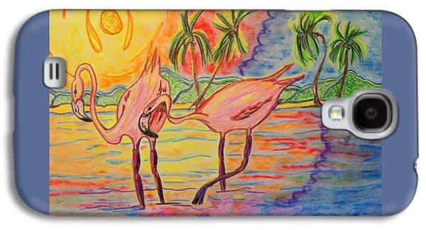 Waterscape Galaxy S4 Case - Shorebirds by W Gilroy