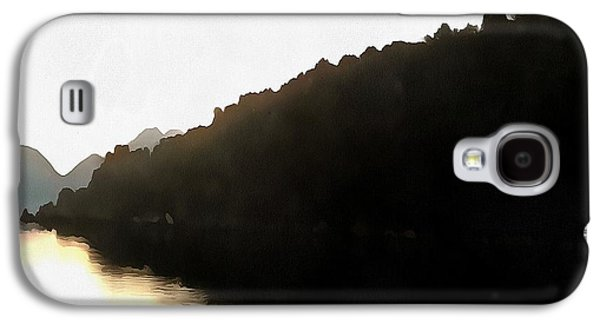 Shores Of Darkness Galaxy S4 Case